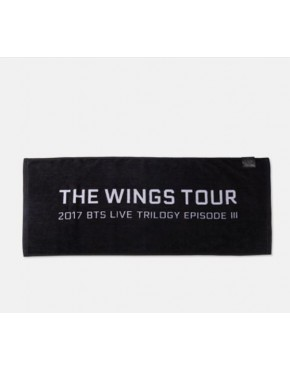 BTS - TOWEL [THE WIGNS TOUR]
