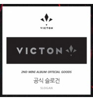VICTON - SLOGAN [2nd Mini Album Offcial Goods]