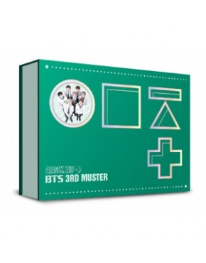 BTS - BTS 3rd MUSTER [ARMY.ZIP+] DVD