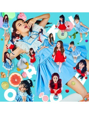 Red Velvet - Mini Album Vo.4 [Rookie]