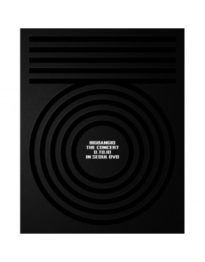 BIGBANG - BIGBANG10 THE CONCERT 0.TO.10 IN SEOUL DVD (2 DISC)