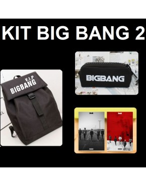 KIt Escolar Big BAng 2