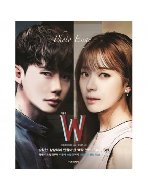 W Photo Essay - MBC Drama (Lee Jongseok / Han Hyojoo)