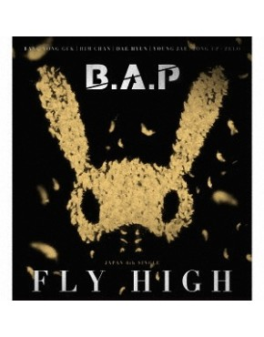 B.A.P -Fly High [CD+GOODS] [Limited Edition]