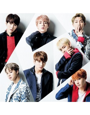 BTS - THE BEST OF BTS (Bangtan Boys) - JAPAN EDITION - [Regular Edition]