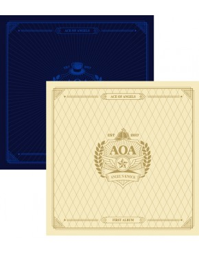Combo AOA - Album Vol.1 [ANGEL'S KNOCK] (A+B Version)