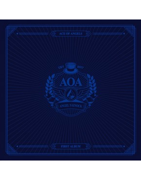 AOA - Album Vol.1 [ANGEL'S KNOCK] (B VERSION)