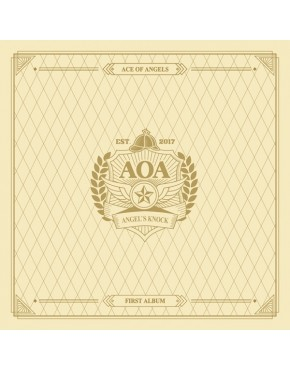 AOA - Album Vol.1 [ANGEL'S KNOCK] (A VERSION)