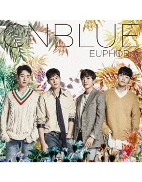 CNBLUE- EUPHORIA [Regular Edition]