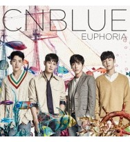 CNBLUE- EUPHORIA [ Limited Edition / Type A]