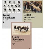 Combo SEVENTEEN - MINI ALBUM VOL.3 [GOING SEVENTEEN]