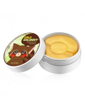 Gold Racoony Hydro Gel Eye & Spot Patch 90P