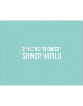 SHINee - The 1st Concert Photobook [Shinee World]