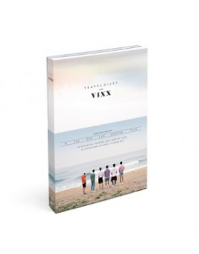 VIXX 2016 PHOTOBOOK - TRAVEL DIARY WITH VIXX