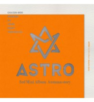 ASTRO - MINI ALBUM VOL.3 [AUTUMN STORY] (ORANGE VERSION)