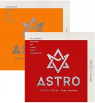 Combo ASTRO - MINI ALBUM VOL.3 [AUTUMN STORY]