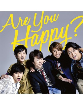 ARASHI - Vol.15 [Are You Happy?] (Limited Edition) Korea