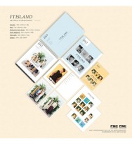 FTISLAND - 2017 SEASON GREETING