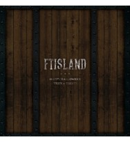 FTISLAND - HALLOWEEN PACKAGE [TREASURE CHEST OF THE GHOST ISLAND]