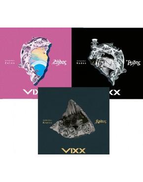 COMBO VIXX ( Zelos+Hades+Kratos)