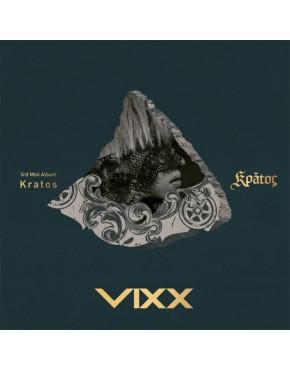 VIXX - Mini Album Vol.3 [Kratos]