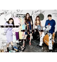 f(x)- 4 Walls / COWBOY [CD+DVD]