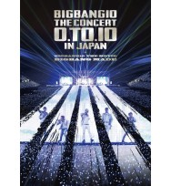BIGBANG10 THE CONCERT : 0.TO.10 IN JAPAN + BIGBANG10 THE MOVIE BIGBANG MADE [Regular Edition]