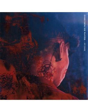 Park Jae Bum Jay Park- Album Vol.3 [EVERYTHING YOU WANTED]