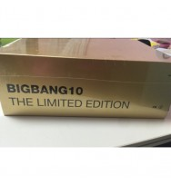 BIGBANG - BIGBANG10 Album (Limited Edition) [Direct purchase at the concert venue]