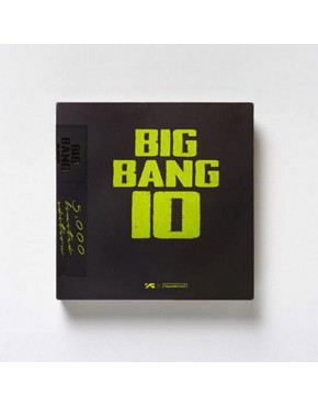 BIGBANG - BIGBANG10 THE VINYL LP (Limited Edition) [Direct purchase at the concert venue]