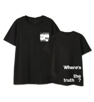 Camiseta FTISLAND Where's the truth