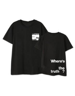 Camiseta FTISLAND Where's the truth