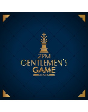 2PM - Album Vol.6 [GENTLEMEN'S GAME] (Normal Edition)