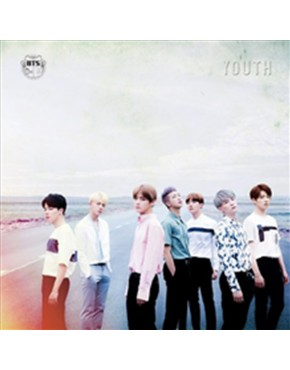 BTS - Japanese Album Vol.2 [Youth] (JP Vr ) Korea Version