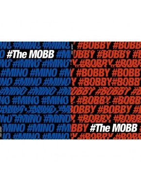 Combo MOBB (MINO, BOBBY) - DEBUT MINI ALBUM VOL.1 [THE MOBB] (BOBBY+ MINO VERSION)