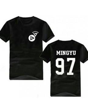 Camiseta Seventeen Membros