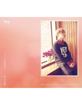 Block B- Toy (Japanese Version) [DVD, Limited Edition] Membros