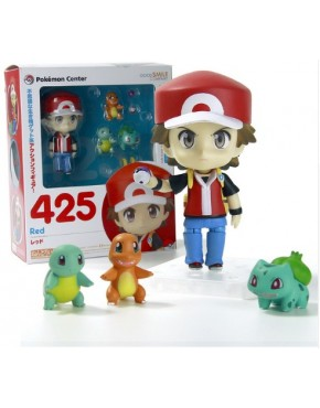 Nendoroid Pokemon Red No 425