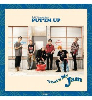 Compra em grupo B.A.P - SINGLE ALBUM VOL.5 [PUTEM UP]