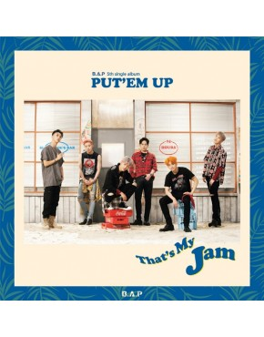 B.A.P - Single Album Vol.5 [PUTEM UP]