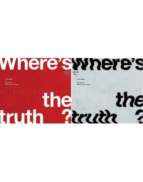 Combo FTISLAND - VOL.6 [WHERE'S THE TRUTH?] (TRUTH +FALSE VERSION)