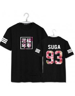 Camiseta BTS THE MOST BEAUTIFUL MOMENT IN LIFE PT.2 花样年华