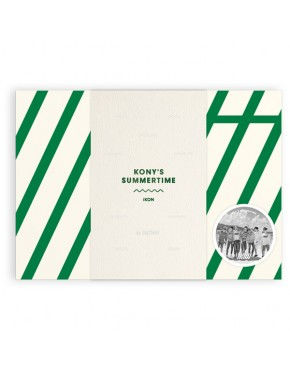 iKON - KONY'S SUMMERTIME (Limited Edition)