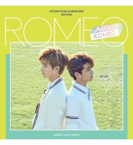 ROMEO - Mini Album Vol.3 [MIRO] (Hyun Kyoung&Min Sung Edition)