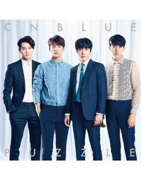 CNBLUE - Puzzle [Regular Edition]