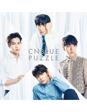 CNBLUE- Puzzle [Limited Edition / Type A]