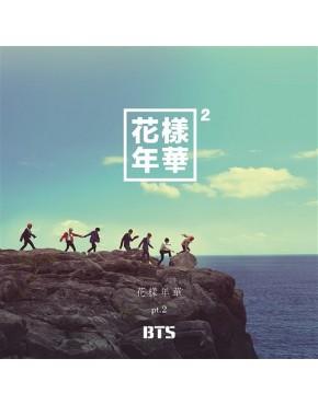 BTS- Kayo Nenka pt.2 (In The Mood For Love pt2) (Japanese Edition) [CD+DVD]