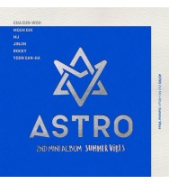 Compra em grupo ASTRO - Mini Album Vol.2 [SUMMER VIBES]