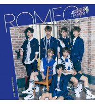ROMEO - Mini Album Vol.3 [MIRO] (FULL MEMBER EDITION)