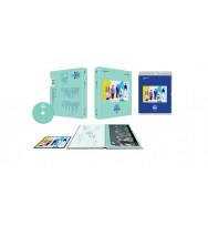 SHINee - SHINee World IV DVD Blue-Ray